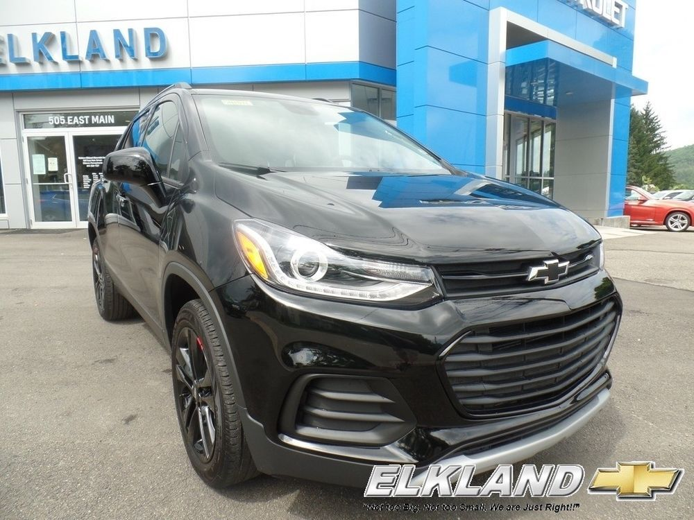2019 Chevrolet Trax Redline Edition Awd Msrp 27435 Black Cruise