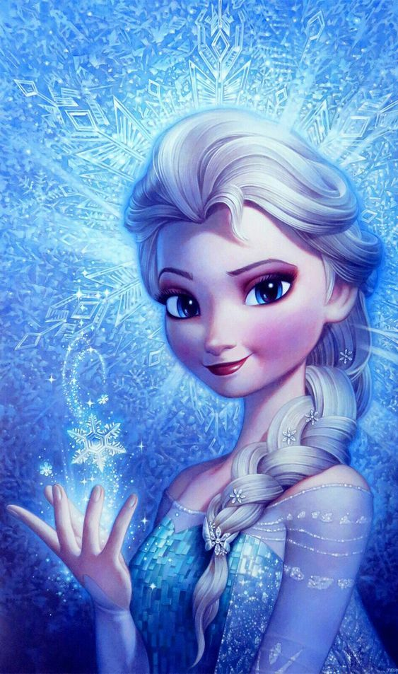 Disney Frozen Elsa art #Disney #Frozen #Elsa #cosplayclass #disneyprincess