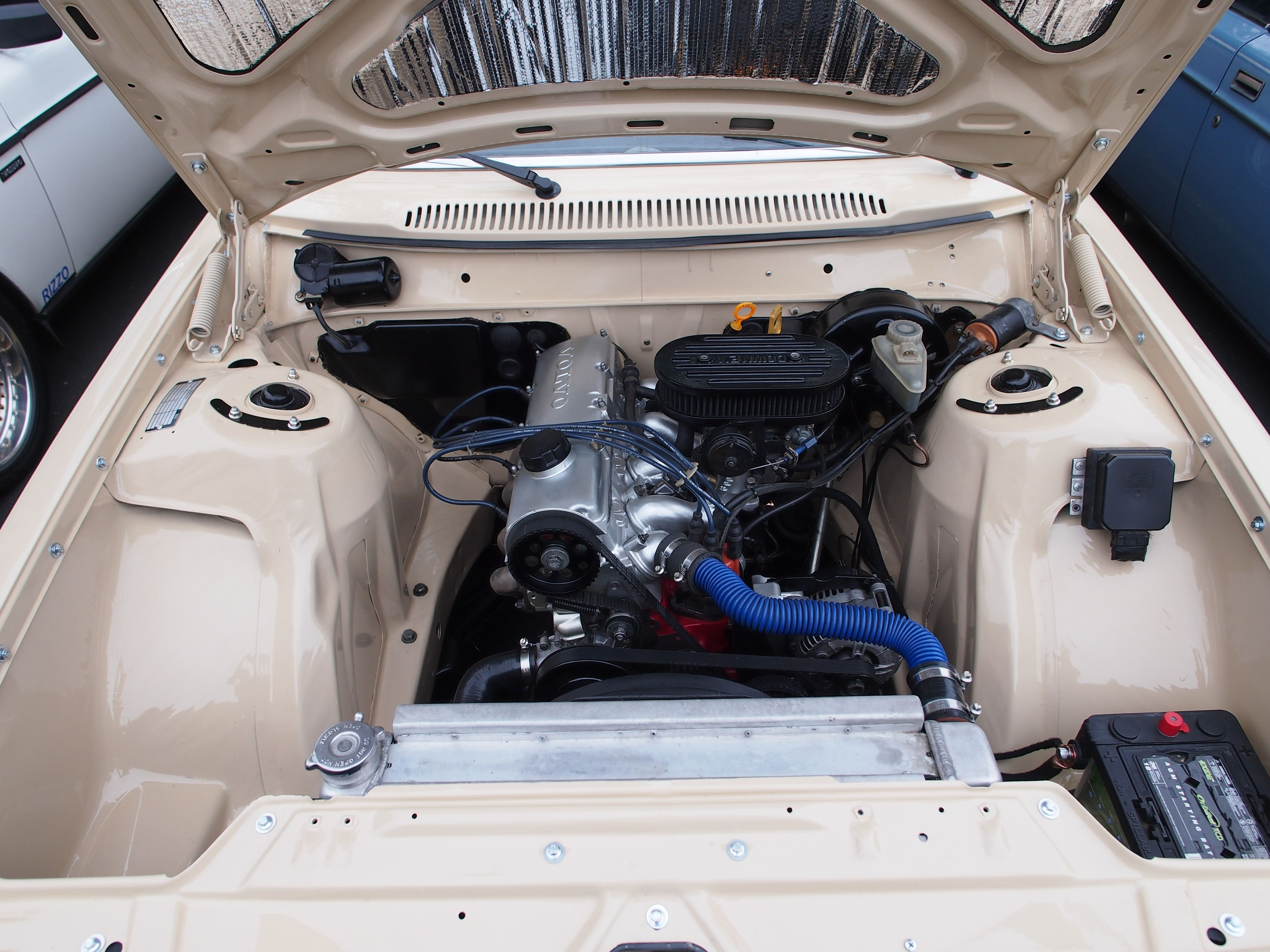 1ec7b7a792910100d16fb69c0e08aa44 119 best volvo engines images on pinterest engine, volvo and car show car engineering waterloo ny at reclaimingppi.co