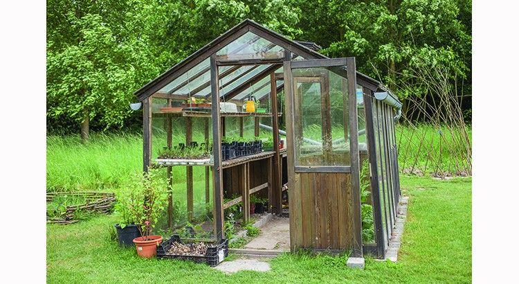 D co et pratique comment bien choisir la serre de son - Comment choisir une serre de jardin ...