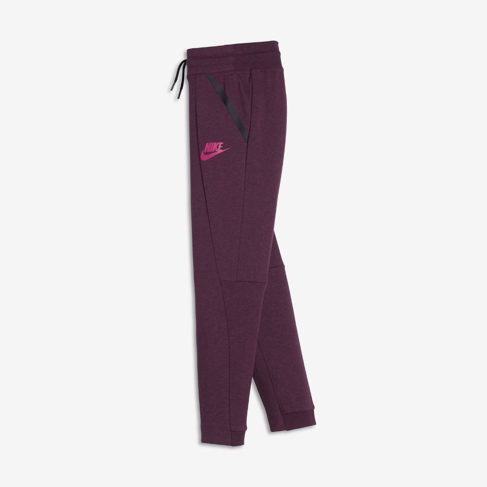 9eaa966ef78 Nike Sportswear Tech Fleece Big Kids  (Girls ) Pants Size