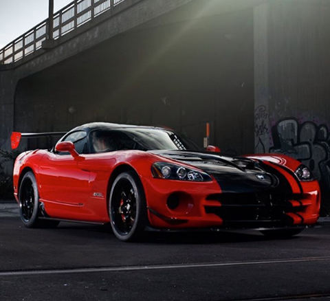 Asphalt Assassin Viper Venomincluded Andre M Dodge Dodge Viper New Trucks
