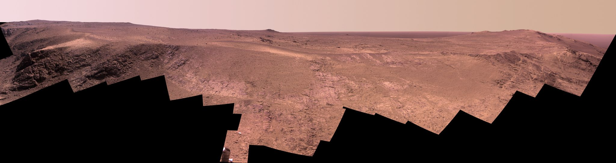 NASA's Mars Rover Opportunity Leaves 'Tribulation' The