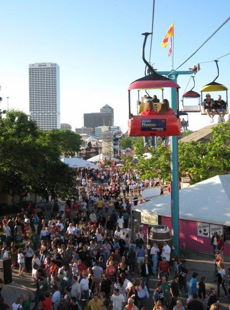 what festivals are going on in milwaukee