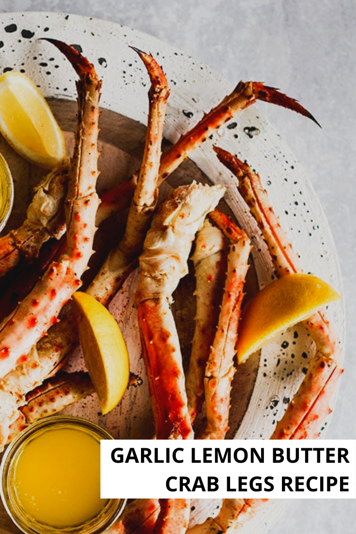Garlic Lemon Butter Crab Legs Recipe Garlic Lemon Butter Crab Legs Recipe In 2020 Crab Legs Recipe Recipes Healthy Meal Prep