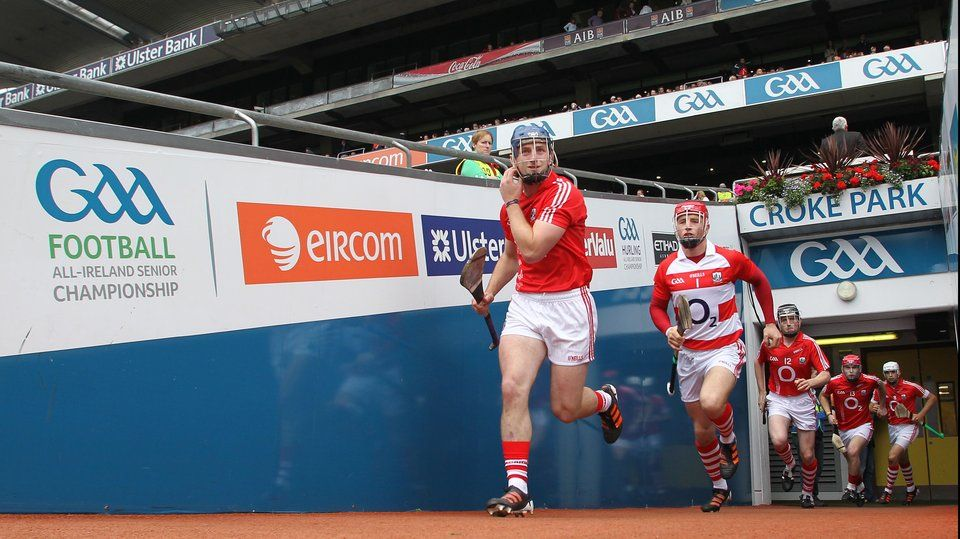 In Pictures GAA Action 12 August Croke park, Semi final