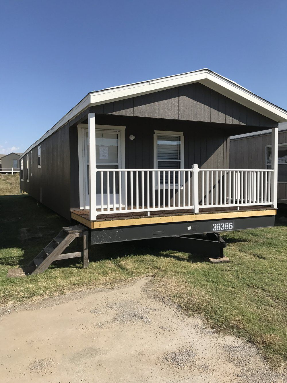 Best Manufactured Homes 2020.2020 Porch Model Fleetwood Weston 16722w Order Only In