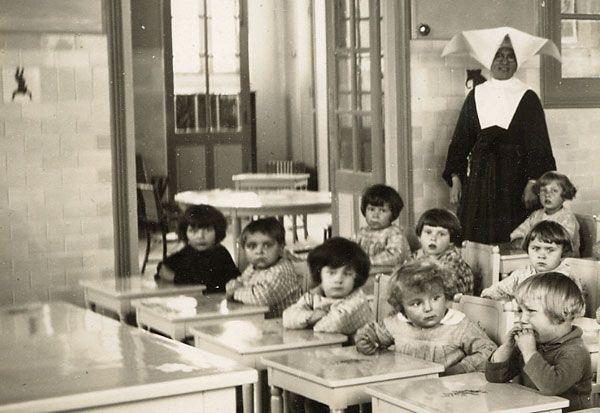 vieilles idées de rencontres d'école
