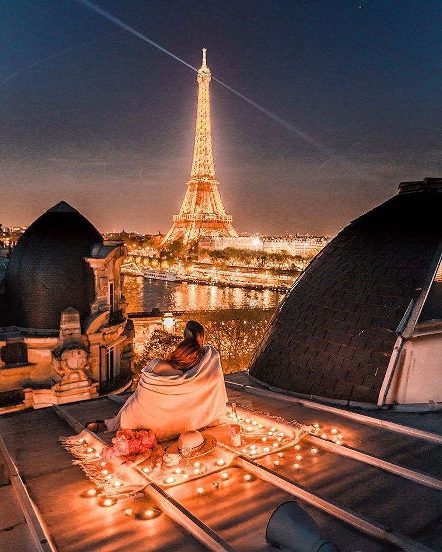 Couple Romantique A Paris Manuel De Seduction Paris Photo Tour Eiffel Photographie De Paysages