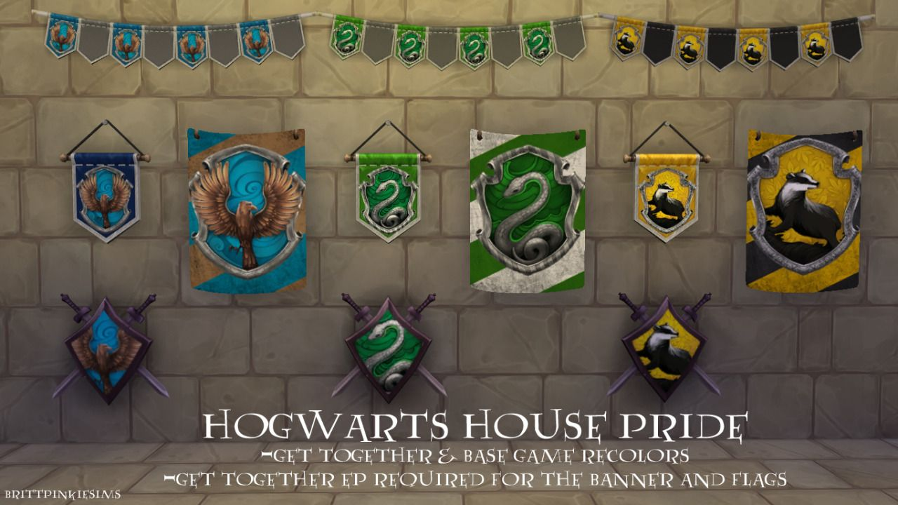 The Sims 4 Hogwarts Stuff Part 1 Of 3 Harry Potter Cc Packs It S Finally Here Hogwarts Stuff I Know You Are All Excited And I Sims 4 Sims 4 Cc Sims 4 Mods