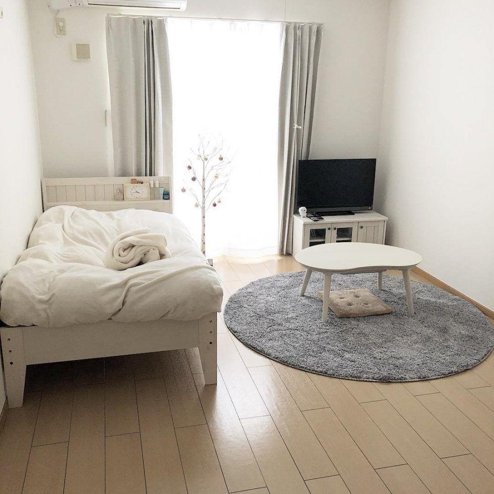 長方形 横長のお部屋を可愛くするレイアウト配置のコツ 参考写真あり ピュアラモ Purelamo あなたの生活にかわいいを届ける インテリア 家具 部屋 小さな部屋のレイアウト