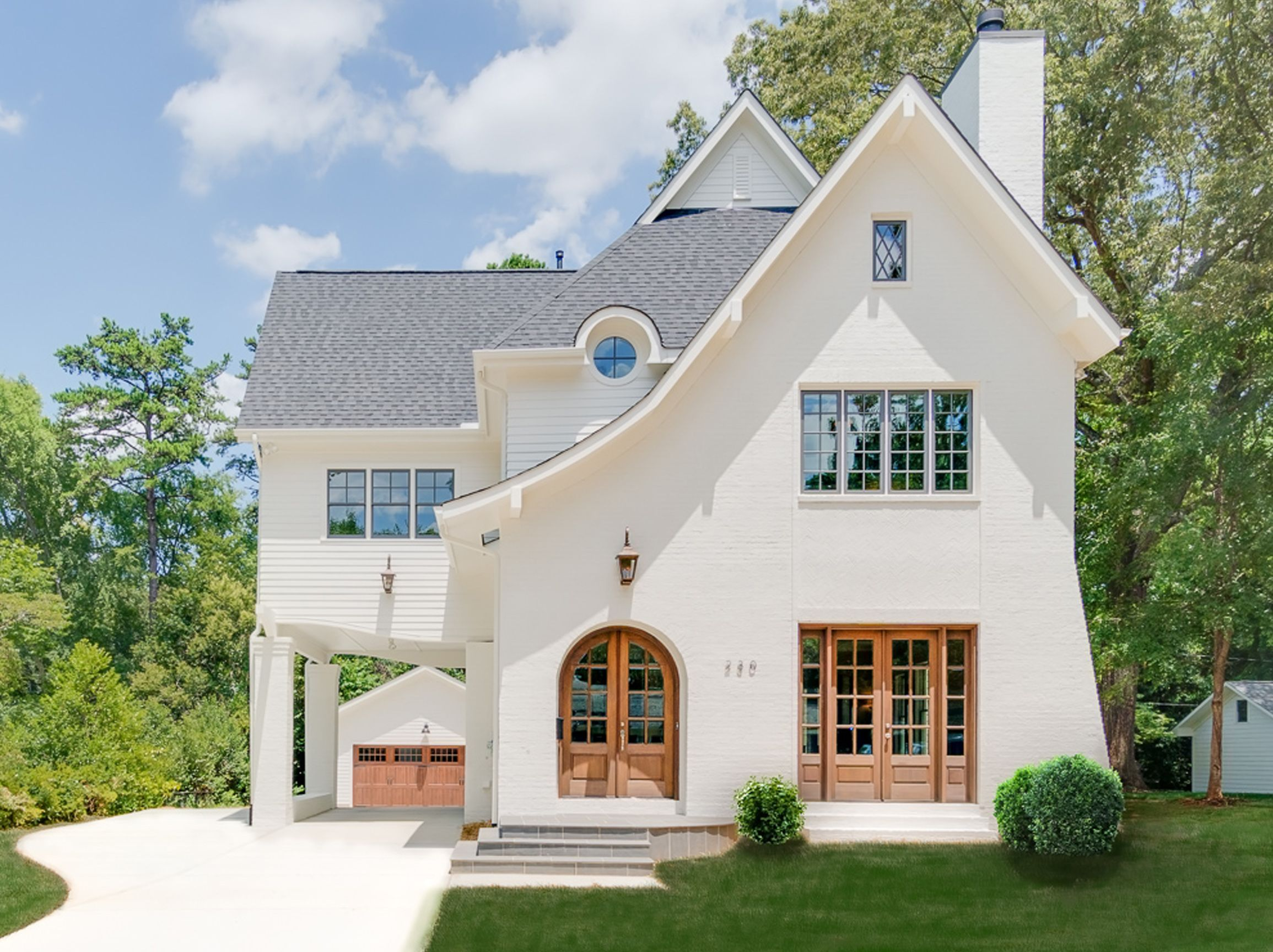 Custom home under contract in cotswold charlotte nc luxury properties built by local home builder grandfather homes