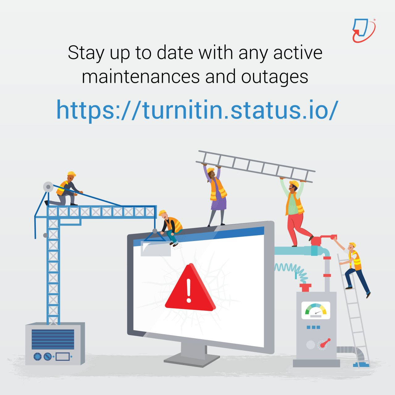 Subscribe To Stay Up To Date With Any Active Maintenances