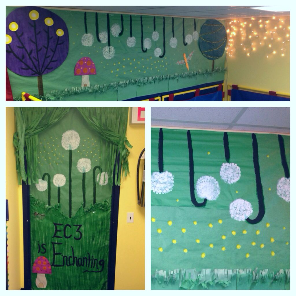 Enchanted Forest Classroom Decor