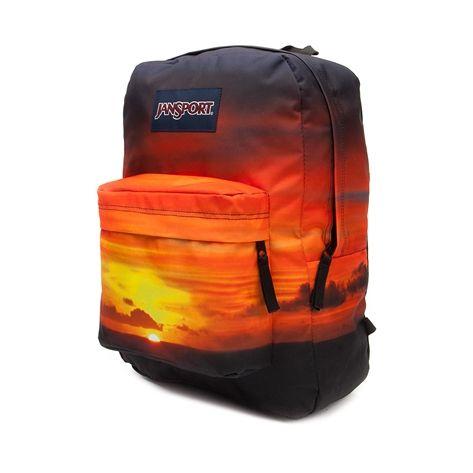 Jansport Superbreak Sunset Backpack I Will Have In My