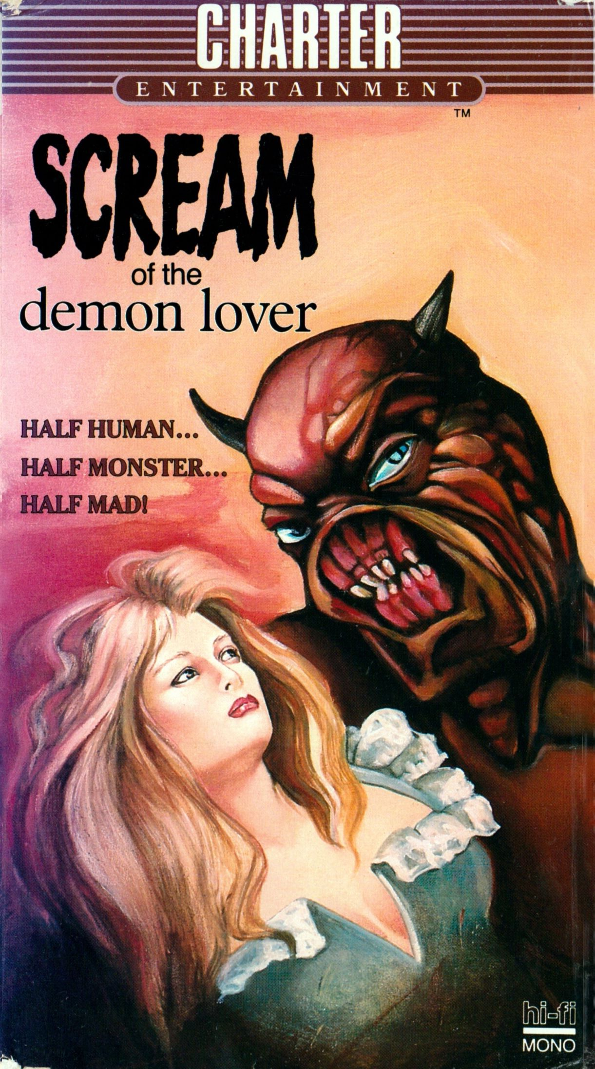 Scream of the Demon Lover (vhs) | The Wonderful World of ...