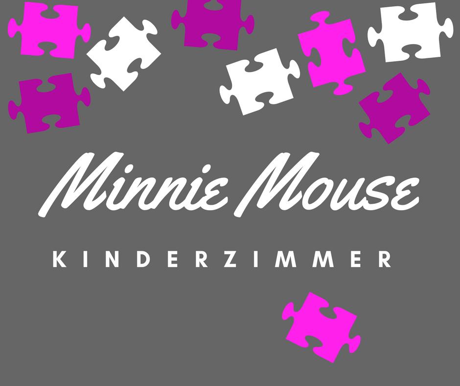 Kinderzimmerideen für Mickey und Minnie Mouse Fans. Vom rosa ...