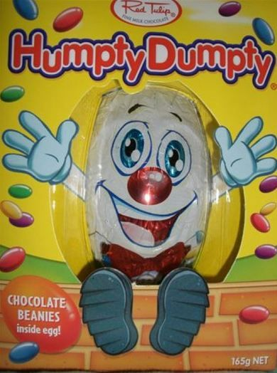 Purchase cadbury humpty dumpty easter egg at just 3000 from buy a bucket full of eggs online australia negle Images