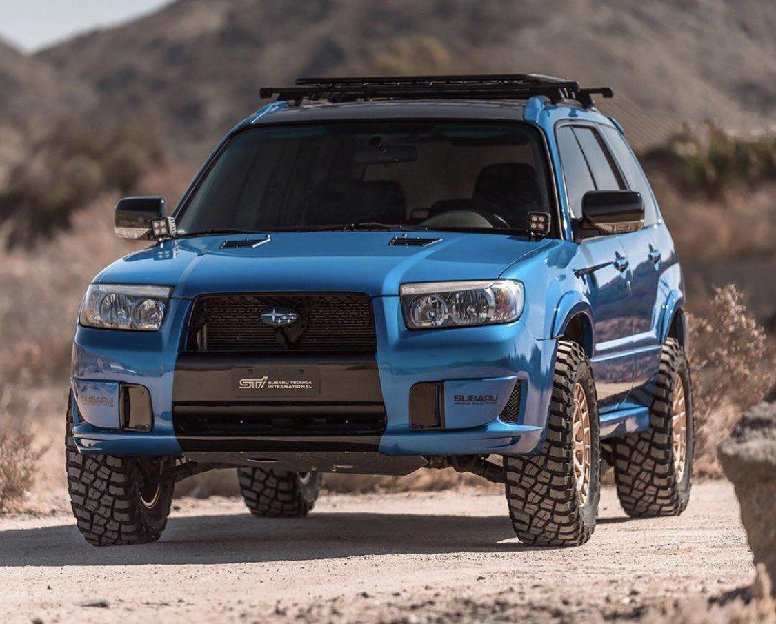 AWD Adventure Subaru Lift Kits & Accessories ADF in 2020