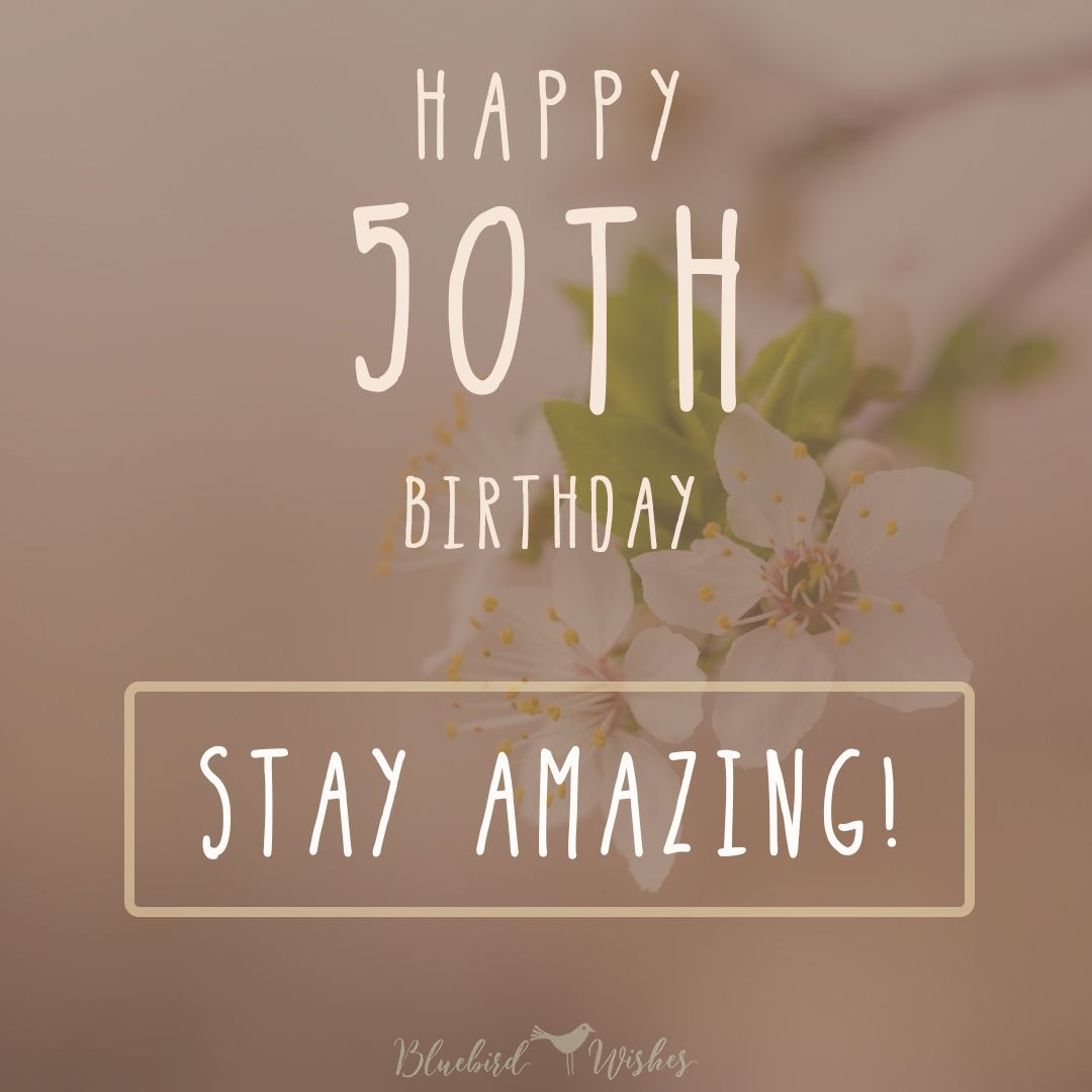Birthday Wishes For A Woman Turning 50 50th Birthday Wishes Happy 50th Birthday Wishes Happy 50th Birthday