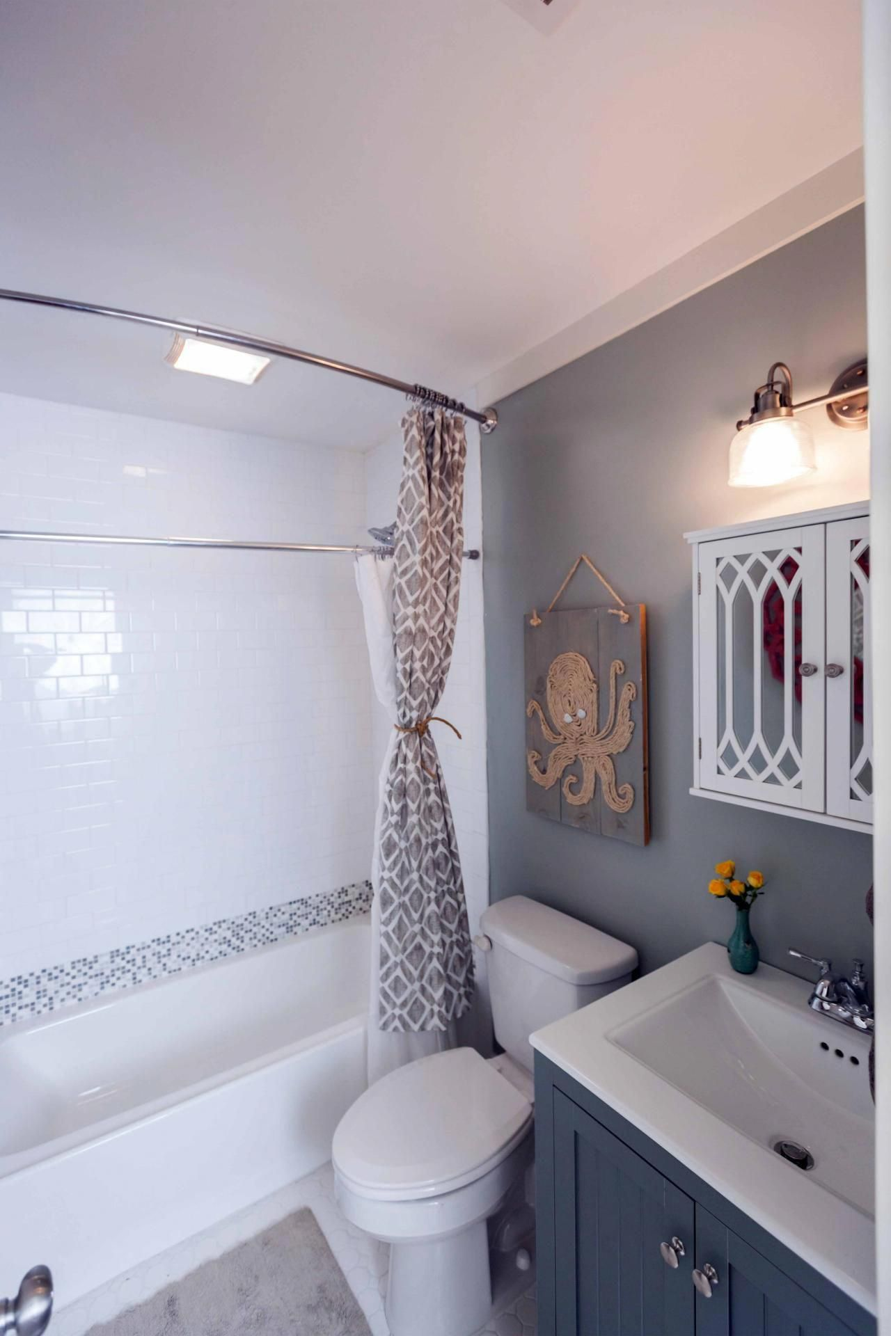 20 Small Bathroom Before And Afters Design Choose Floor Plan Bath Remodeling