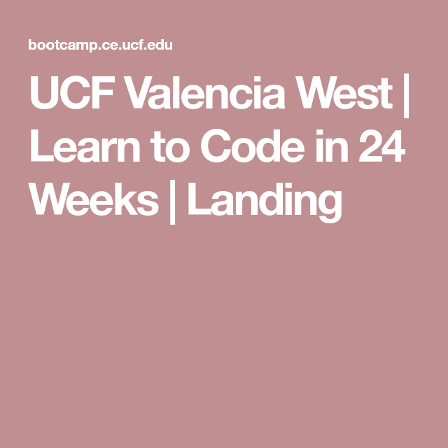 Learn To Code, Coding, Coding Bootcamp