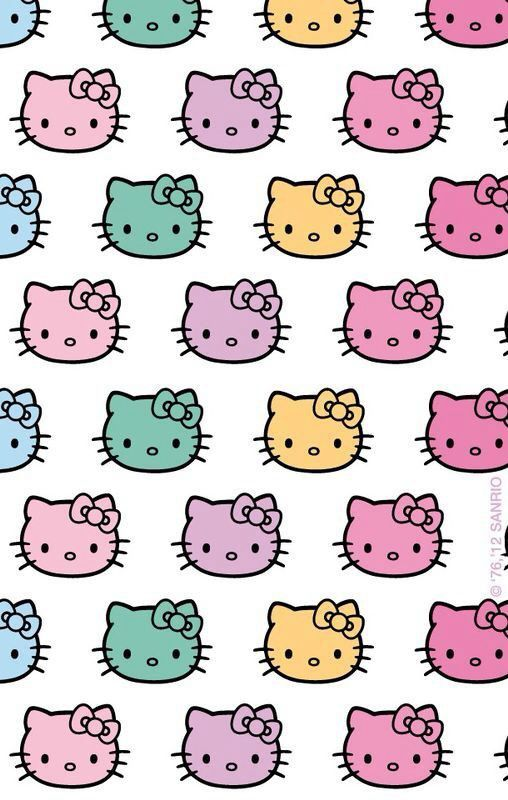 Another hello kitty background for my phone or tablet 3 another hello kitty background for my phone or tablet voltagebd Images