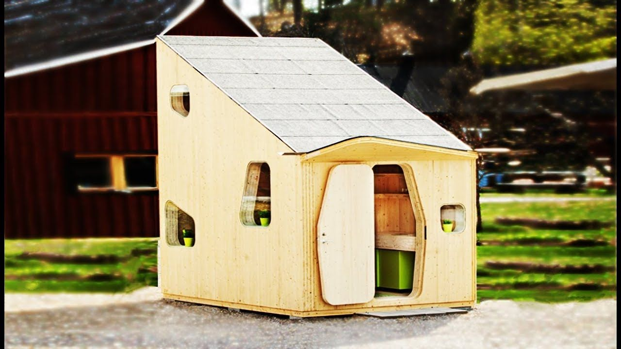 The Super Small Houses With Low Cost For Family Tiny House Plan