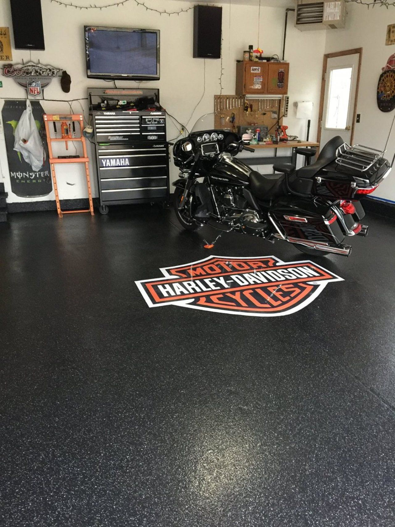 Decorative Concrete Pictures Epoxy Floor Ocean City Epoxy
