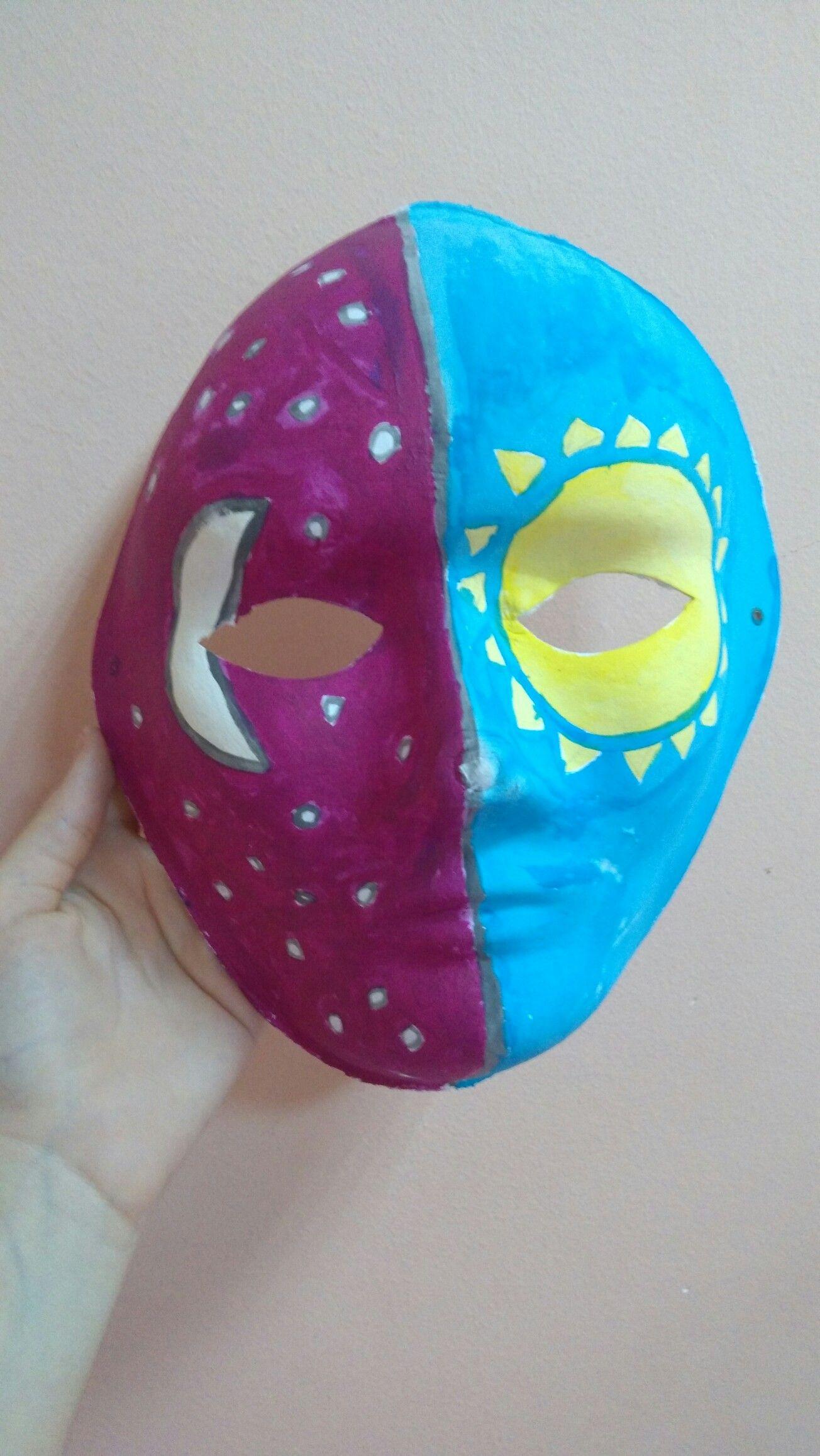 Maske Boyama Mask Maskeler Zentangle Desenler Yuzler