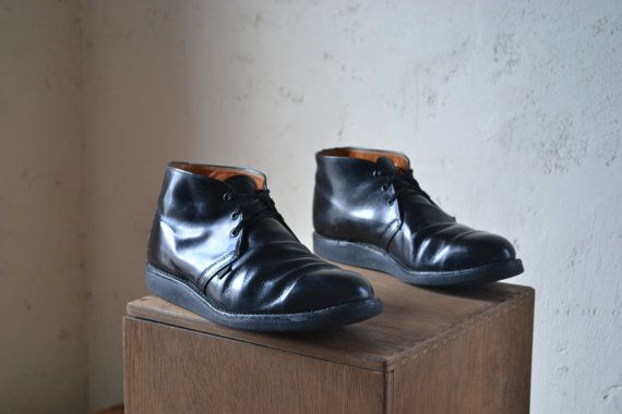 f56f01276 Vintage Red Wing 9196 Chukka Postman Shoes Mens | BOOTS & SHOES ...