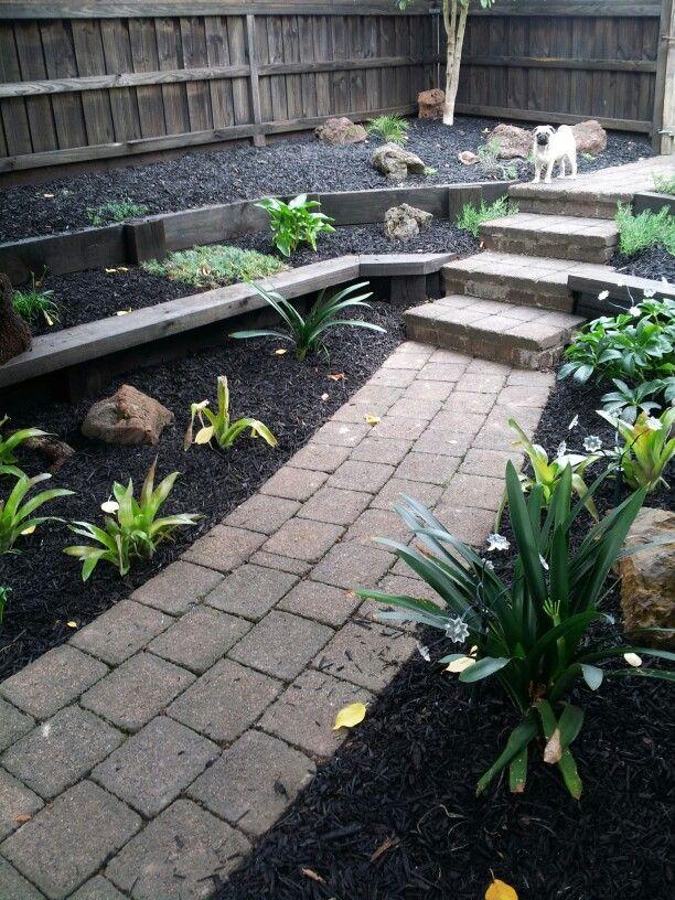 jardín sin césped ideas para diseñar tu patio Césped, Jardín y