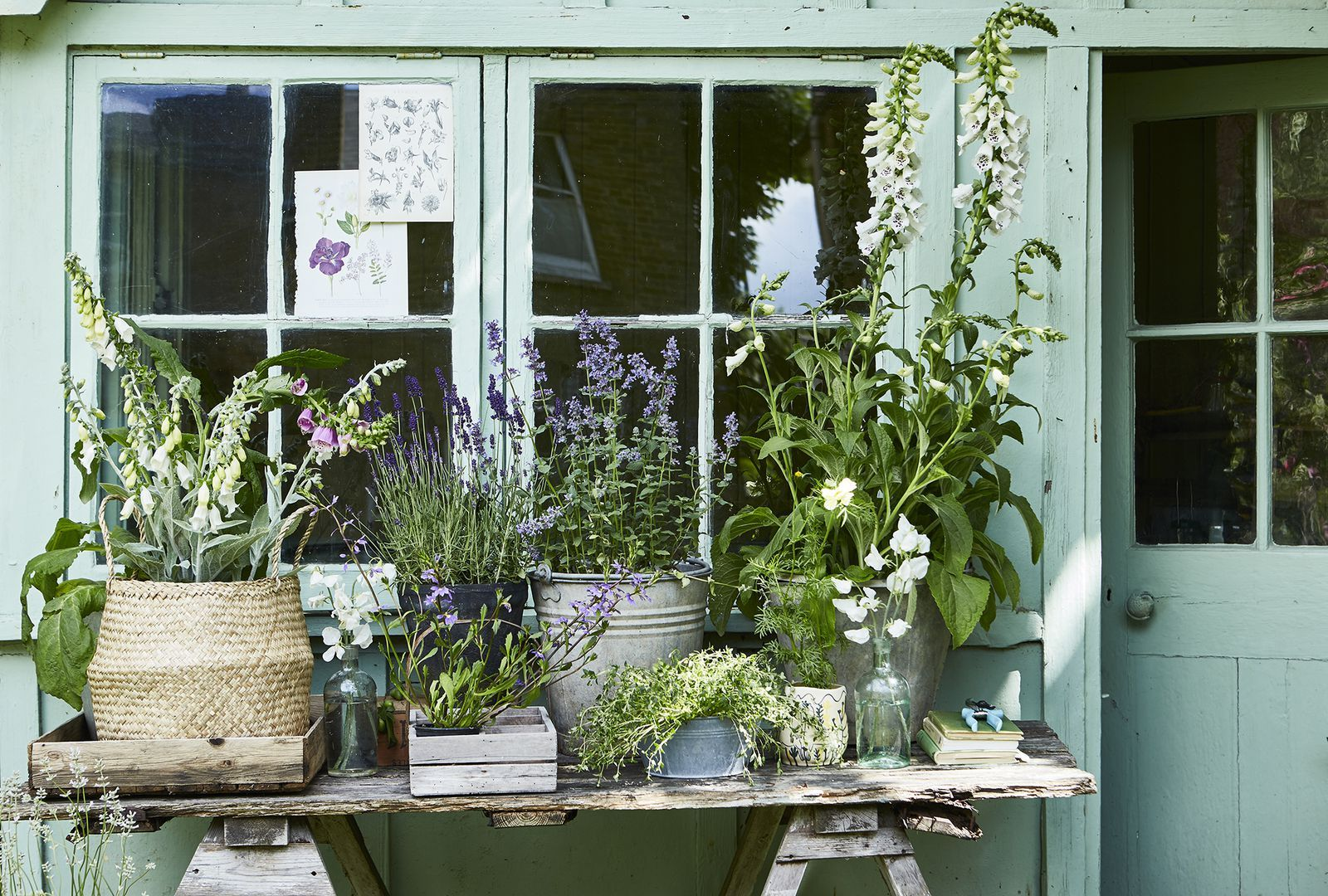9 Rustic And Vintage Garden Styling Tips Rustic Gardens Vintage Garden Rustic Garden Decor