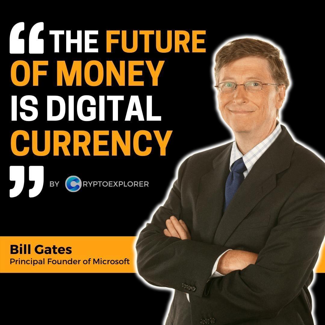 bitcoin bill gates di trading