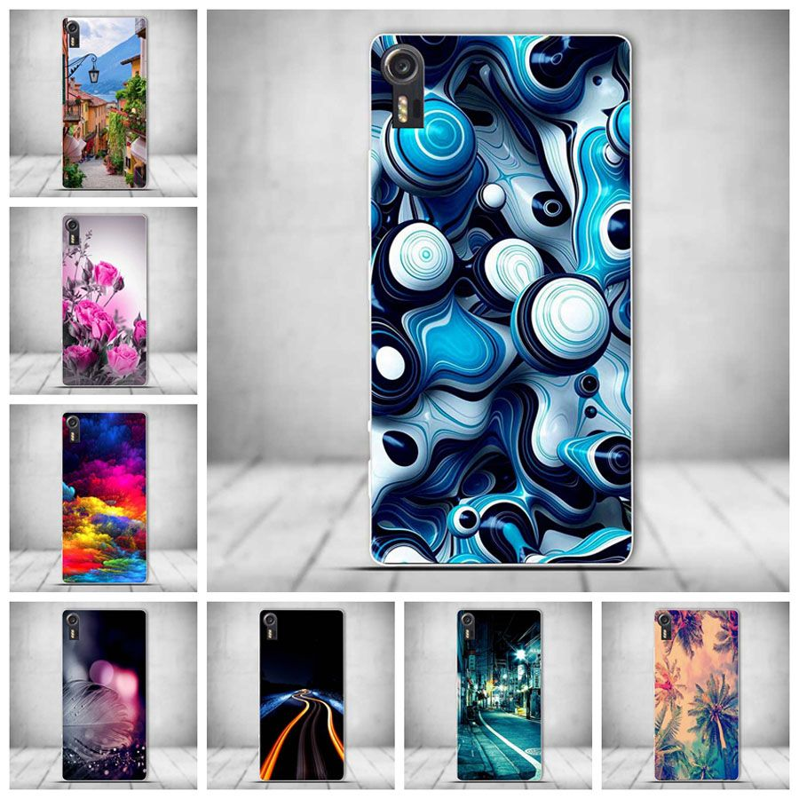 Tpu Silicone Case For Lenovo Vibe Shot Z90 Z 90 50 Cartoon Soft S60 Softcase Cover Jelly