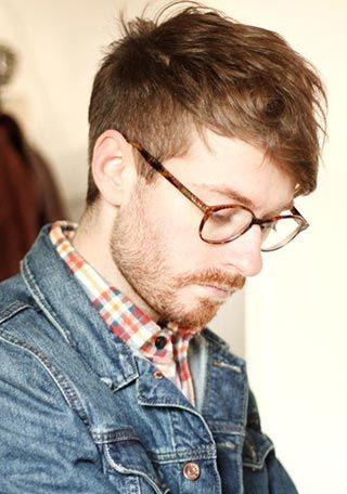 海外 おしゃれな男性の眼鏡スタイル コーディネート一覧 メンズ