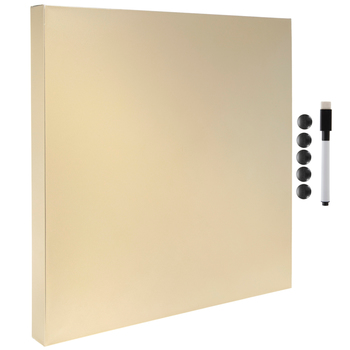 Gold Magnetic Metal Dry Erase Board Hobby Lobby 1795442 Dry Erase Board Dry Erase Champagne Gold Color