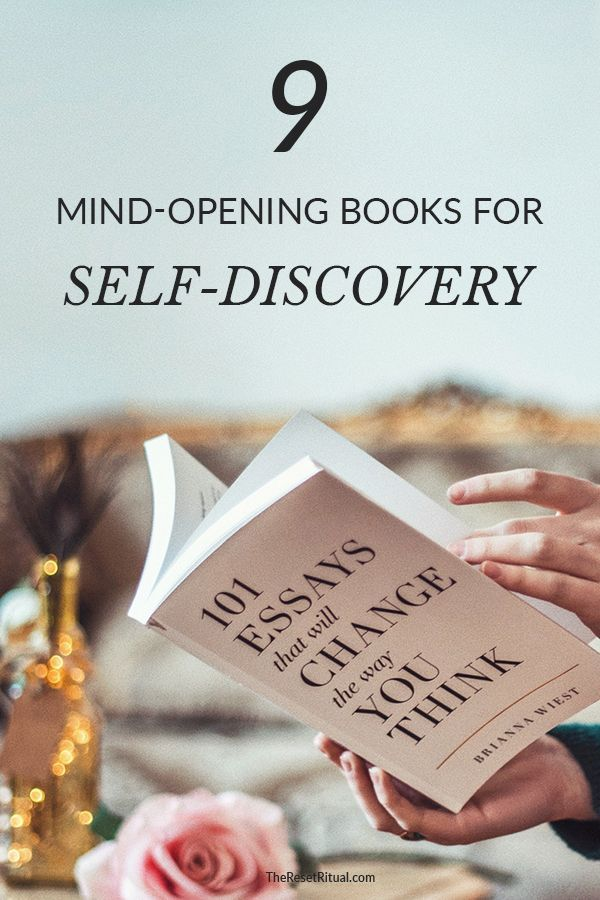 9 Books for Self-Discovery