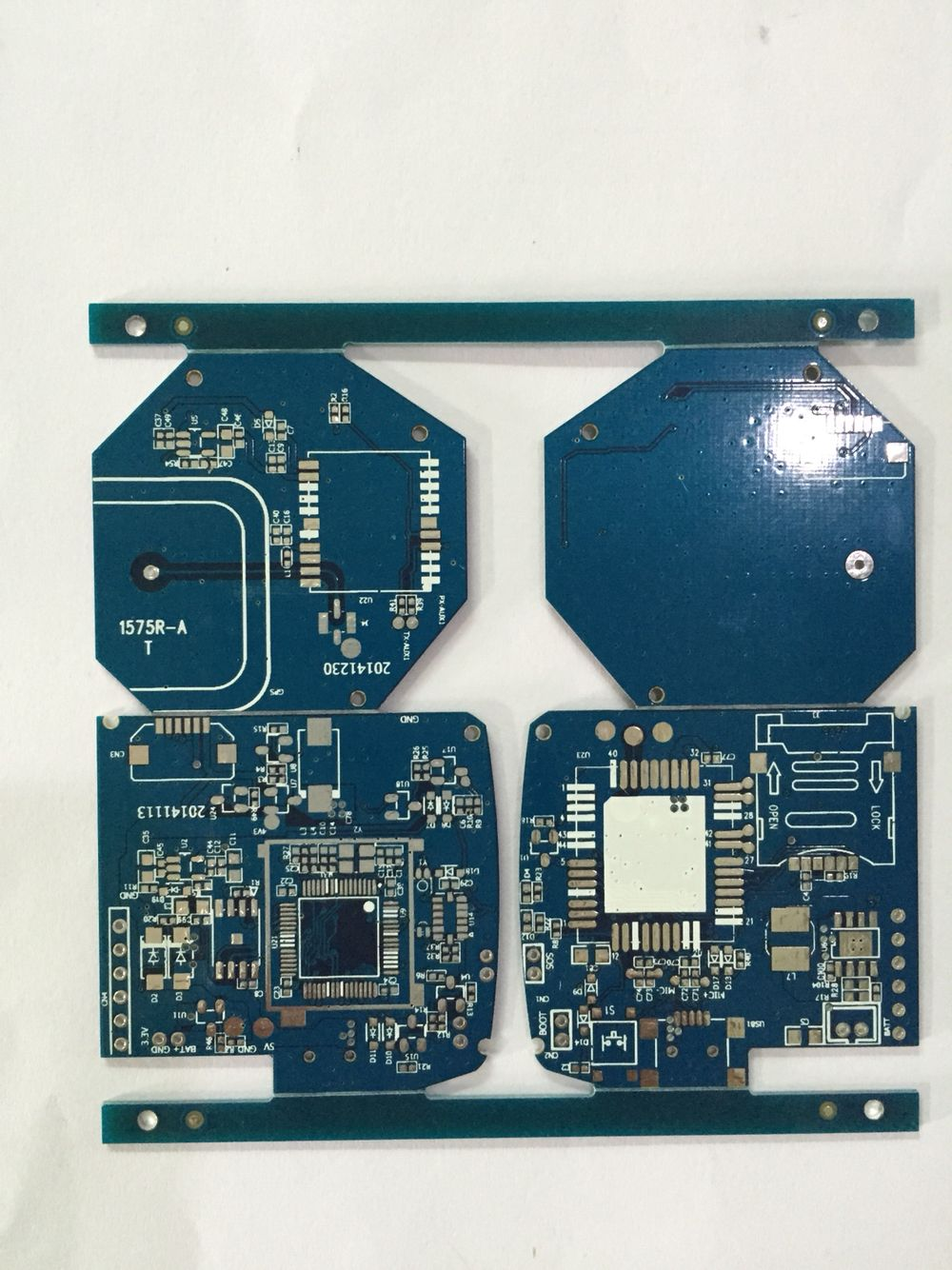 Gps device board