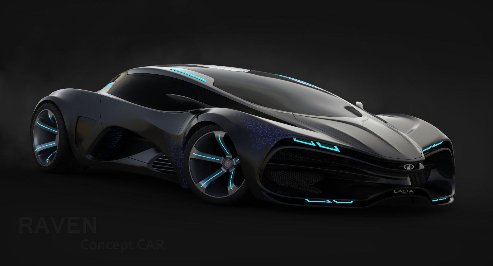 lada raven concept car 2013 купить
