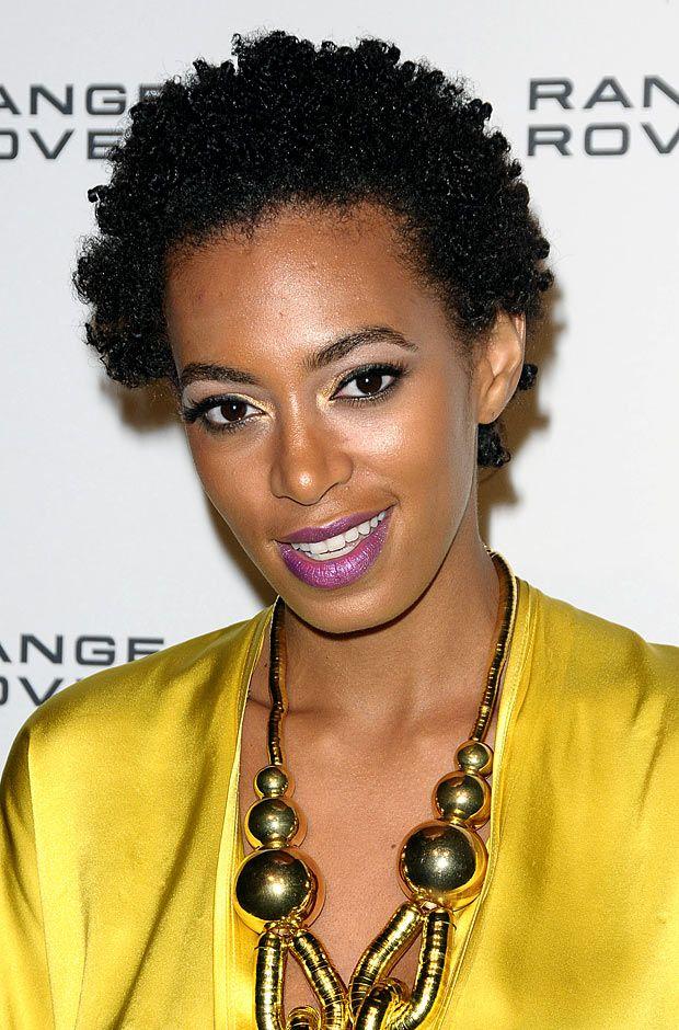 Solange Knowles Hairstyle 620kb011311 Jpg 620 940 Pixels Short Hair Styles Short Hair Styles African American Best Hair Curler