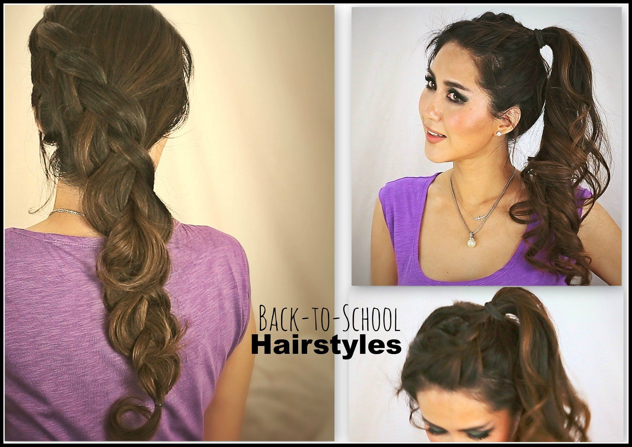 Pin By Tutorials Diy Wishes Likes On Hair Updo Hairstyles Easy Hairstyles Medium Length Hair Styles Braided Hairstyles Easy