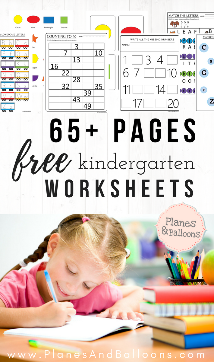 400 Free Printable Worksheets For Kindergarten Instant Download Planes Balloons Let S Make Learning Fun Kindergarten Worksheets Printable Kindergarten Math Activities Free Kindergarten Worksheets [ 1200 x 710 Pixel ]