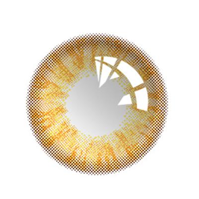 Brown Contact Lens Yc21324 Eyeball Art Overlays Picsart Eye Texture