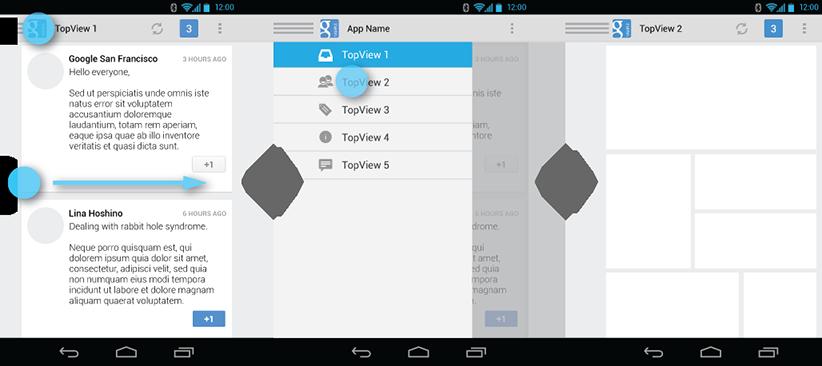 Flutter Navigation Drawer From Basic To Custom Drawer Flutter Navigation Custom