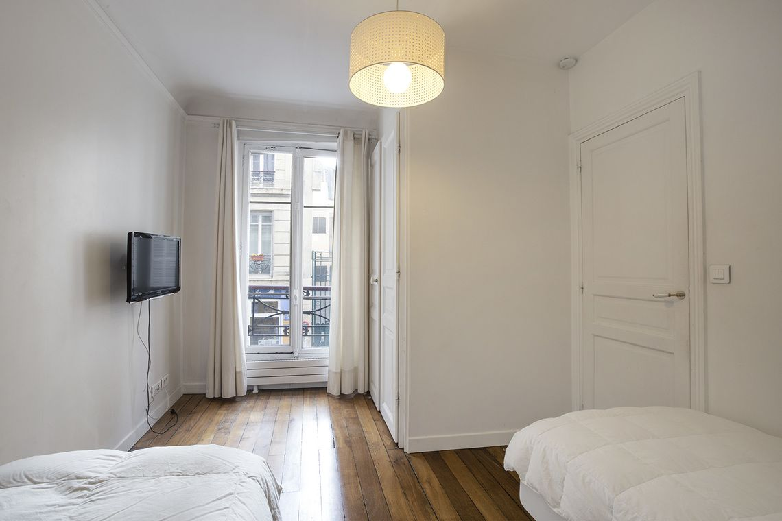 Location Appartement Meuble Rue De L Arc De Triomphe Paris Ref 17259 Appartement Meuble Trouver Un Appartement Decoration Maison
