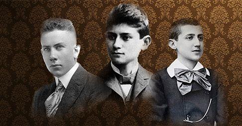 Ellos también fueron jóvenes: curiosas imágenes de 30 autores en su adolescencia