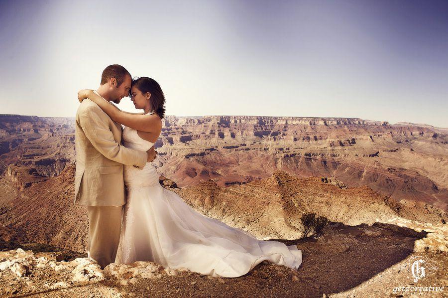 Grand Canyon Wedding Beautiful
