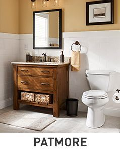 Shop Bathroom At Lowes  Maybe Baths  Pinterest  Lowes Custom Bathroom Vanities At Lowes 2018