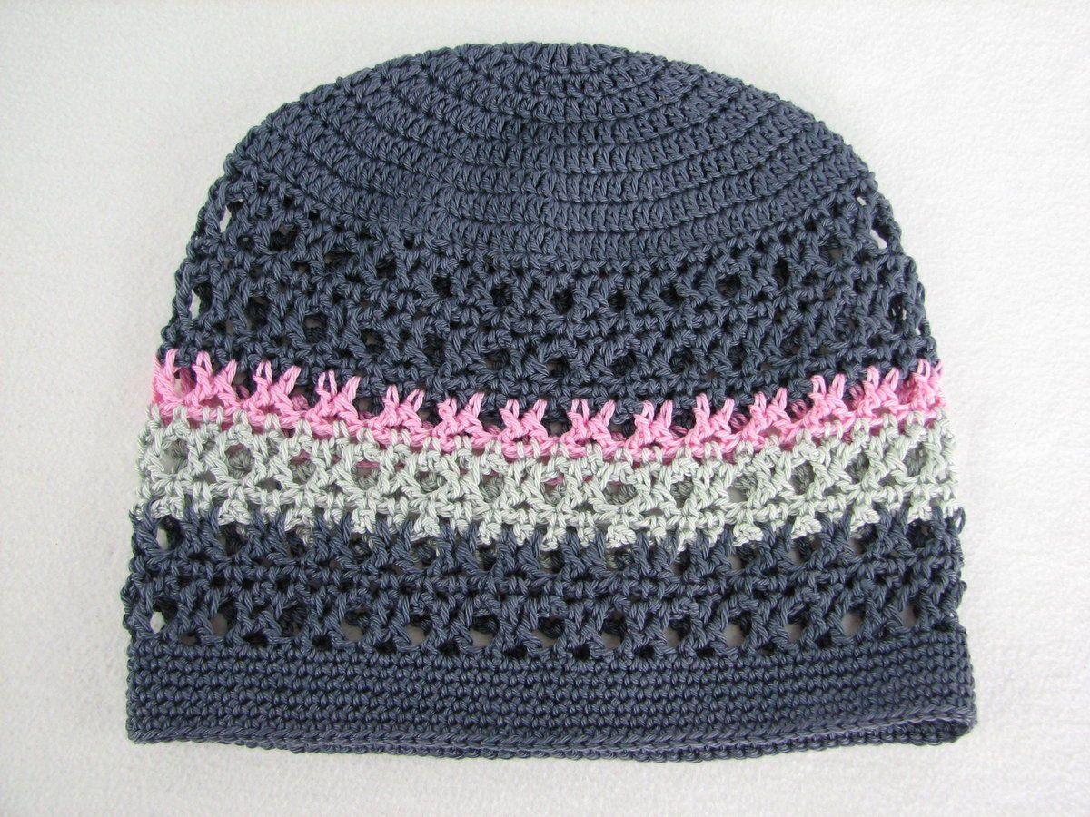 Häkelanleitung Mütze \